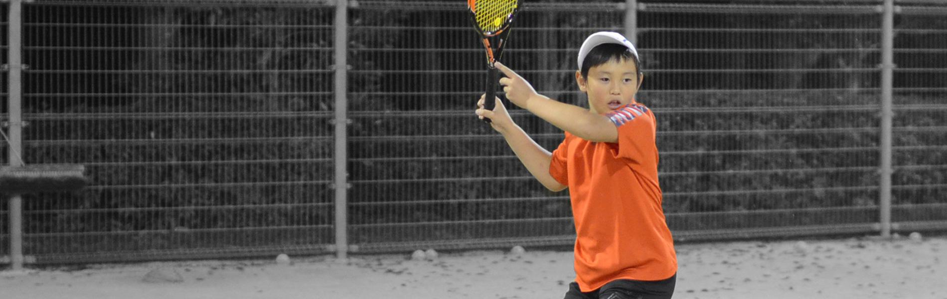 倉敷テニススクール所属:高橋 廉汰朗