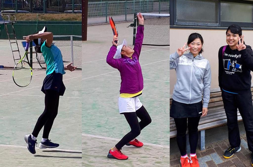 ダンロップ全国選抜中国予選:女子の様子
